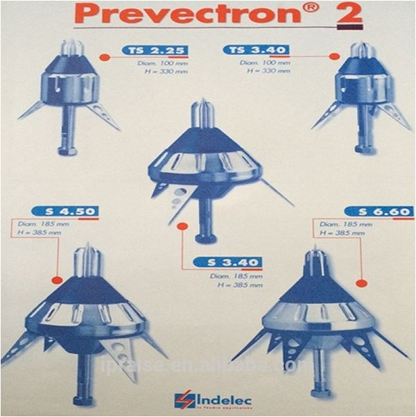 Les paratonnerres Prevectronune solution de protectiondes bâtiments des effets de la foudre